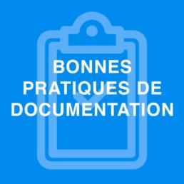 Bonnes pratiques de documentation