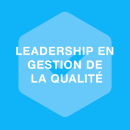 Leadership en gestion de la qualité